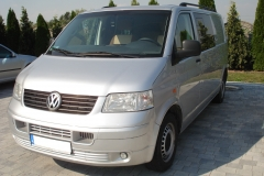 VW T5 Long stealth